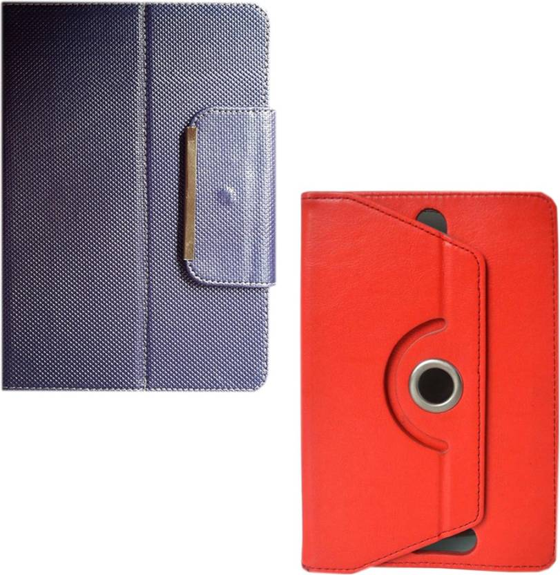 LatestTrend Flip Cover for iBall Slide 3G 7334Q-10 Calling Tablet BZ-410