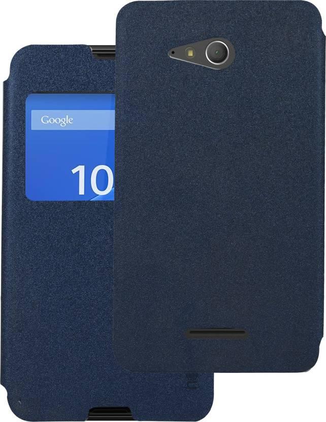 best website f9334 a8253 Heartly Flip Cover for Sony Xperia E4g E2003 E2006 E2053