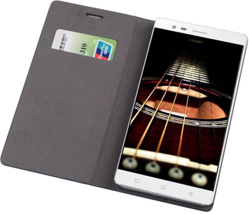 Febelo Flip Cover for Mi Redmi Note 4