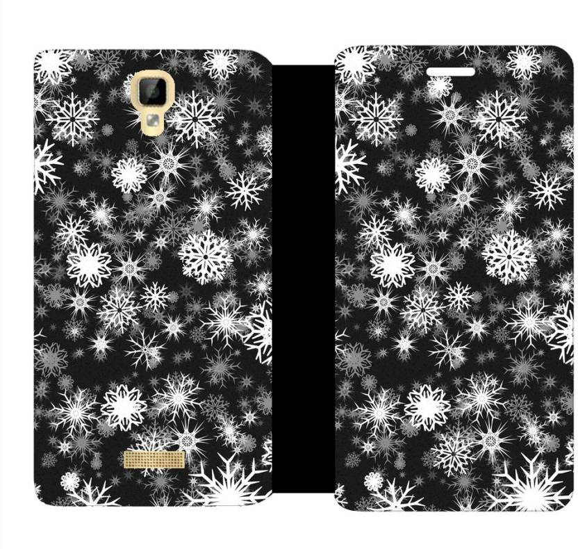 new products e3d18 052bb Phone Candy Flip Cover for Gionee P7 Max - Phone Candy : Flipkart.com
