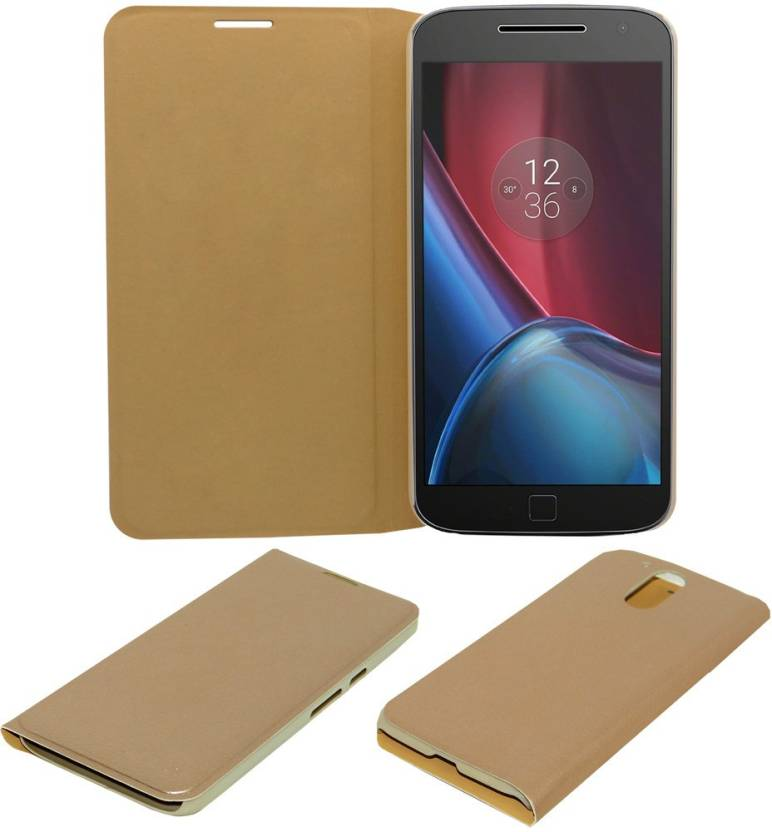 Caseking Flip Cover for Motorola moto M