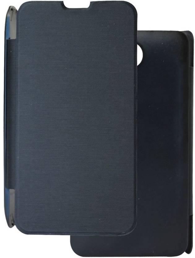 big sale 30d6d e09e4 Axes Flip Cover for Micromax Canvas Gold A300