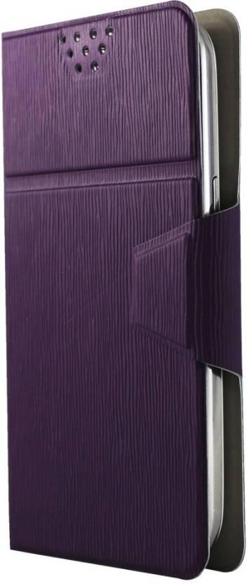 Molife Flip Cover for Lenovo A6000