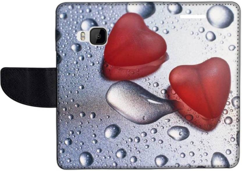 Muvit Flip Cover for HTC One M9