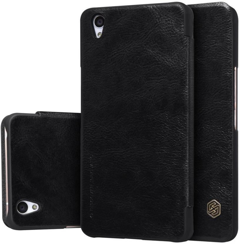 buy popular d4099 e4531 Nillkin Flip Cover for OnePlus X