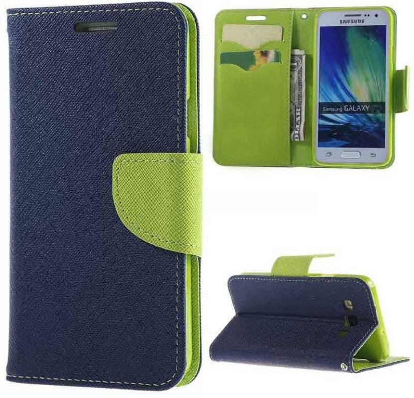 premium selection c0cc7 697dc Elegance Covers Flip Cover for Samsung Galaxy S4 mini