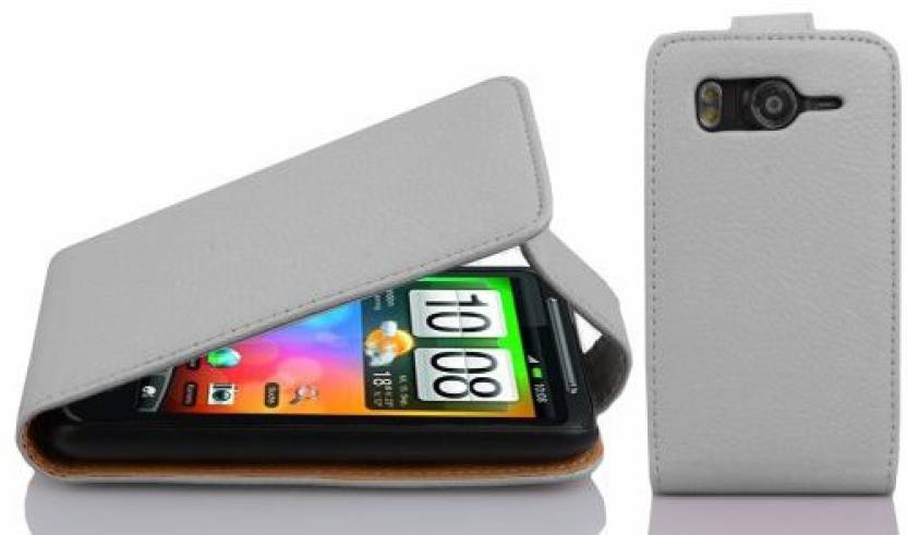 Cadorabo Flip Cover for HTC desire hd