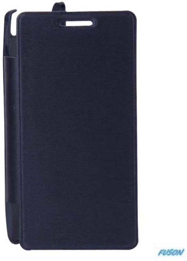 big sale 4c466 a1375 FUSON Flip Cover for Sony Xperia M2 D2302 - FUSON : Flipkart.com