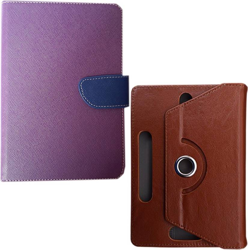 BuyeZyy Flip Cover for HP Slate7 VoiceTab (3G+16GB) BZ-037