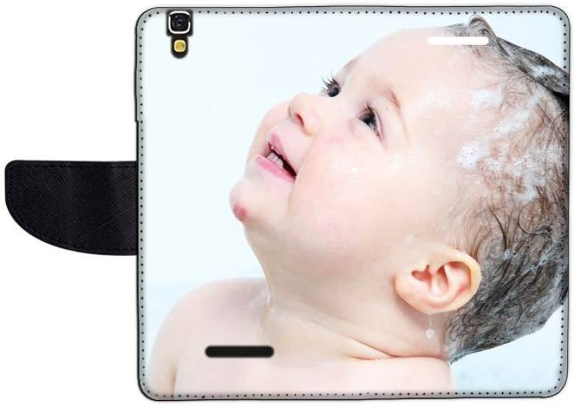 Muvit Flip Cover for Micromax Yu Yureka