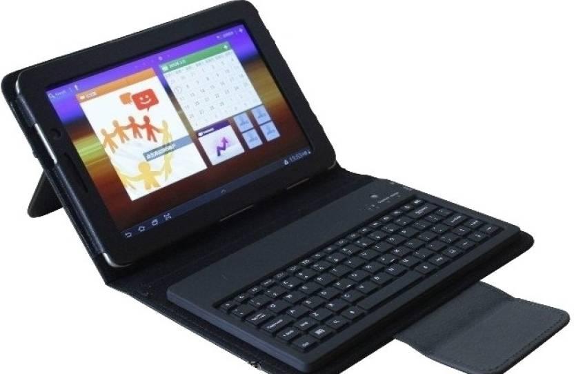 Callmate Keyboard Case for Samsung Galaxy Tab 2 P3100 / P3110 / P3113 / P6200 / Tab 7.0 / P6210 (Black)