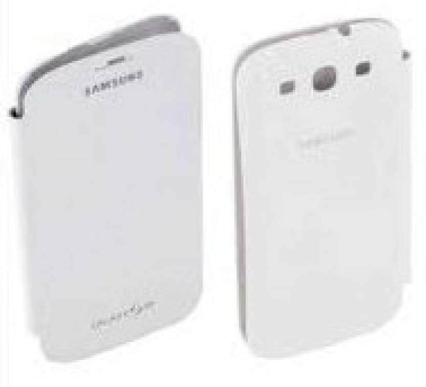Samsung EFC-1G6FWECINU Flip Cover for Galaxy S3 - White