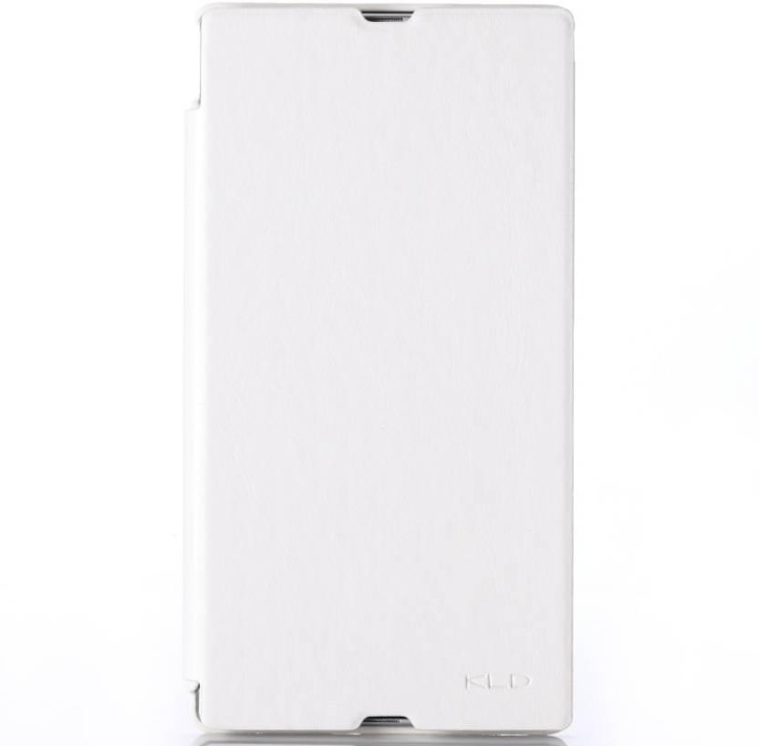 brand new a078d a756e KLD Flip Cover for Sony Xperia Z Ultra - KLD : Flipkart.com