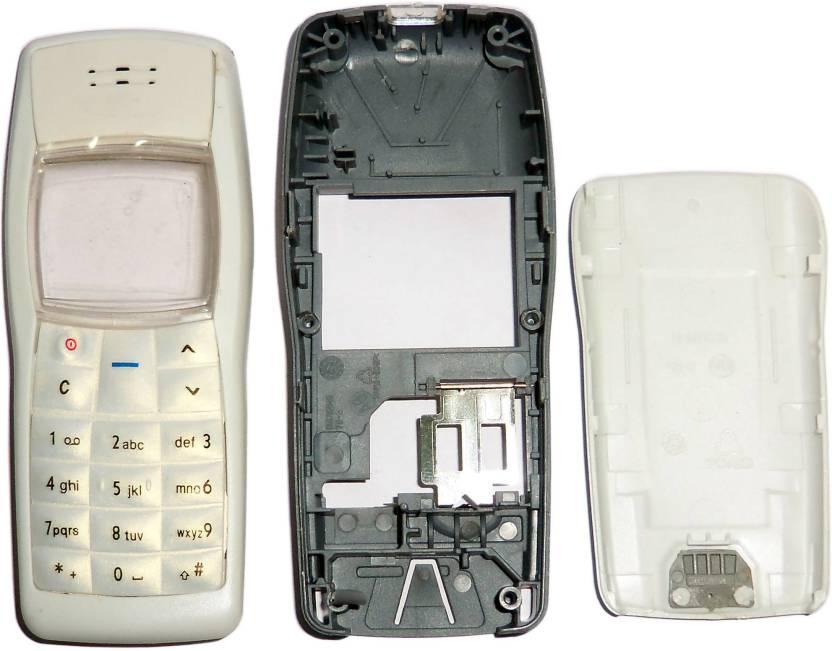 Totta Front & Back Case for Nokia 1100