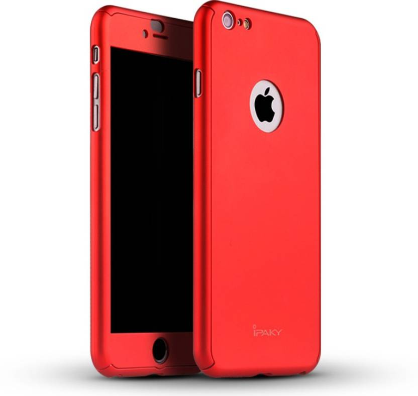 Rahul Enterprises Front   Back Case for Apple iPhone 7 Red