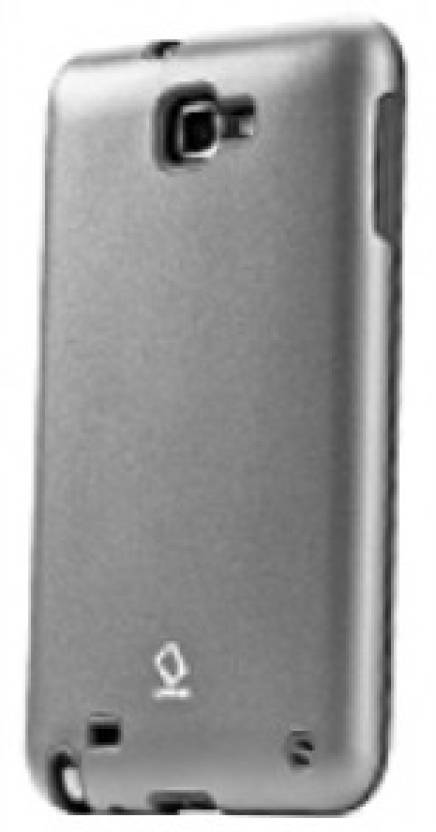 Capdase MTSGN7000-51GG Alumor Metal Case with Free Screen Guard - Grey for Samsung Galaxy Note