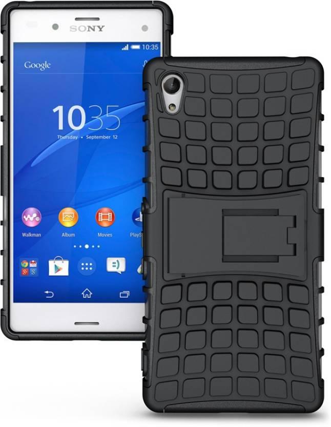 new concept f5878 5d2ad Cubix Back Cover for Sony Xperia M4 Aqua Dual