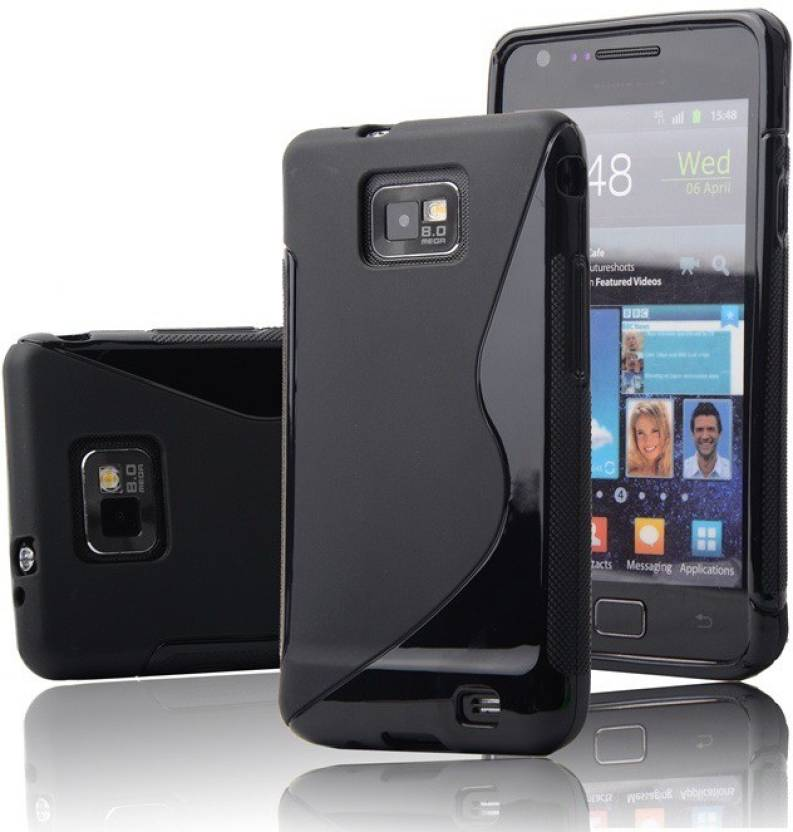 reputable site 7f8bc 636bc Smartchoice Back Cover for Samsung Galaxy S II I9100