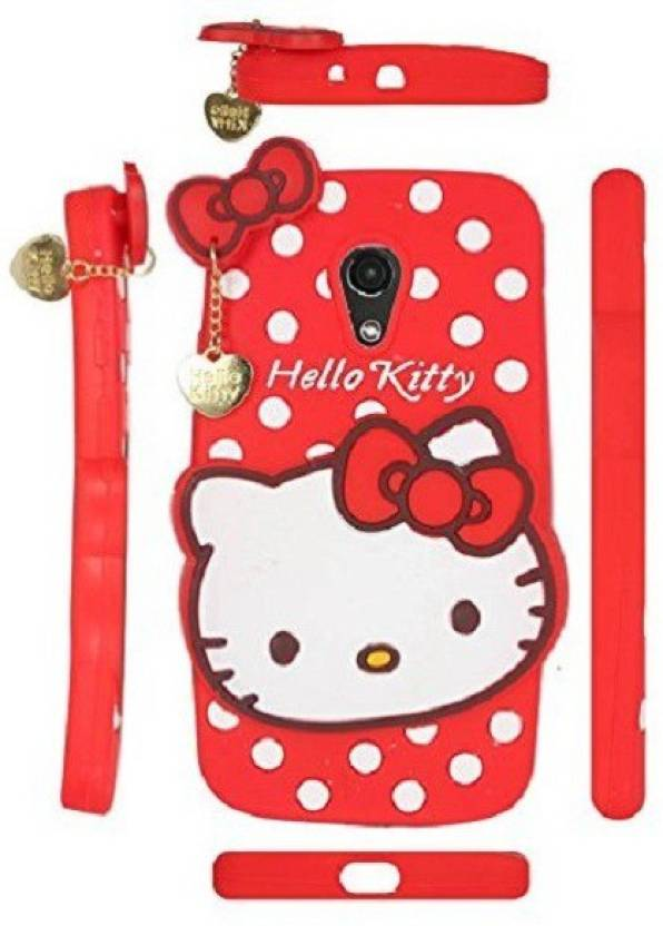 newest collection 2c7fd 6f924 Hello Kitty Back Cover for Motorola Moto G (2nd Generation)
