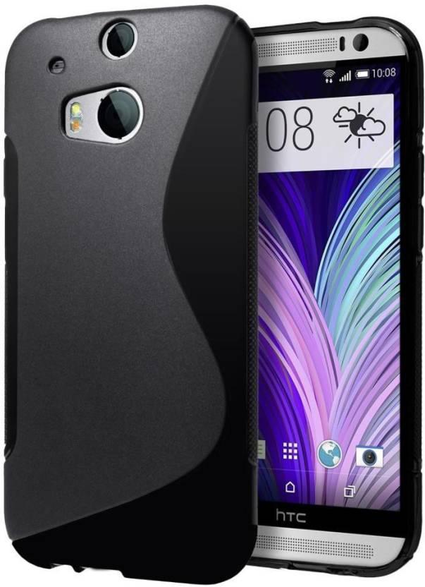on sale 4b3d3 51b64 S Case Back Cover for HTC One M8 - S Case : Flipkart.com