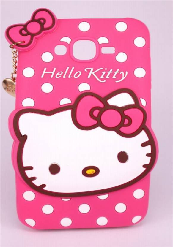 detailed look a9c35 4e8d4 Hello Kitty Back Cover for SAMSUNG Galaxy J7