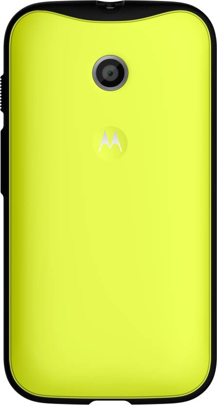 Motorola Back Cover for Moto E 1st Gen