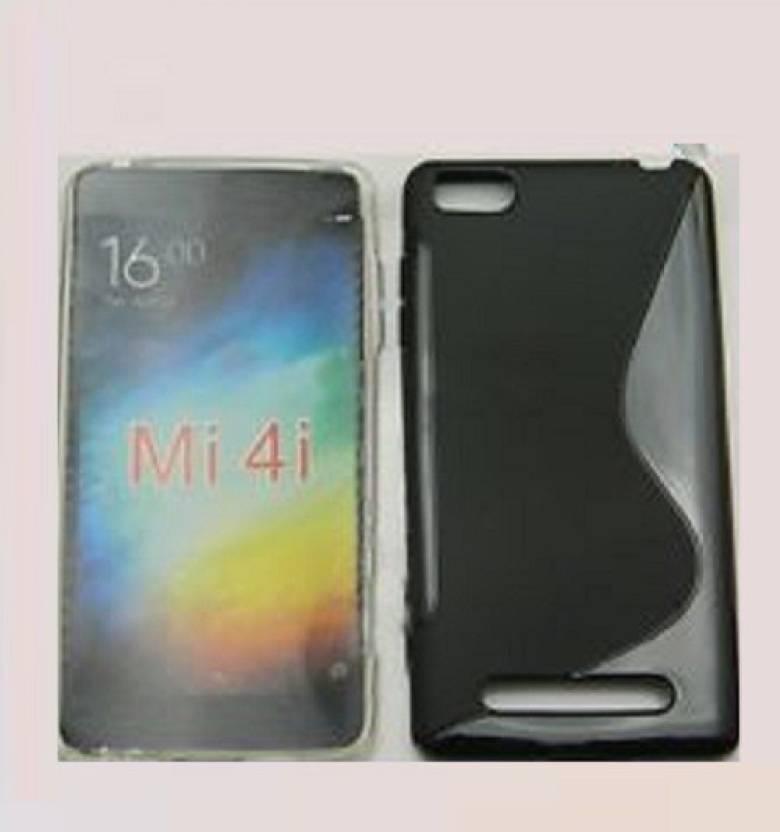 Newdort Back Cover for Xiaomi Redmi Mi4i