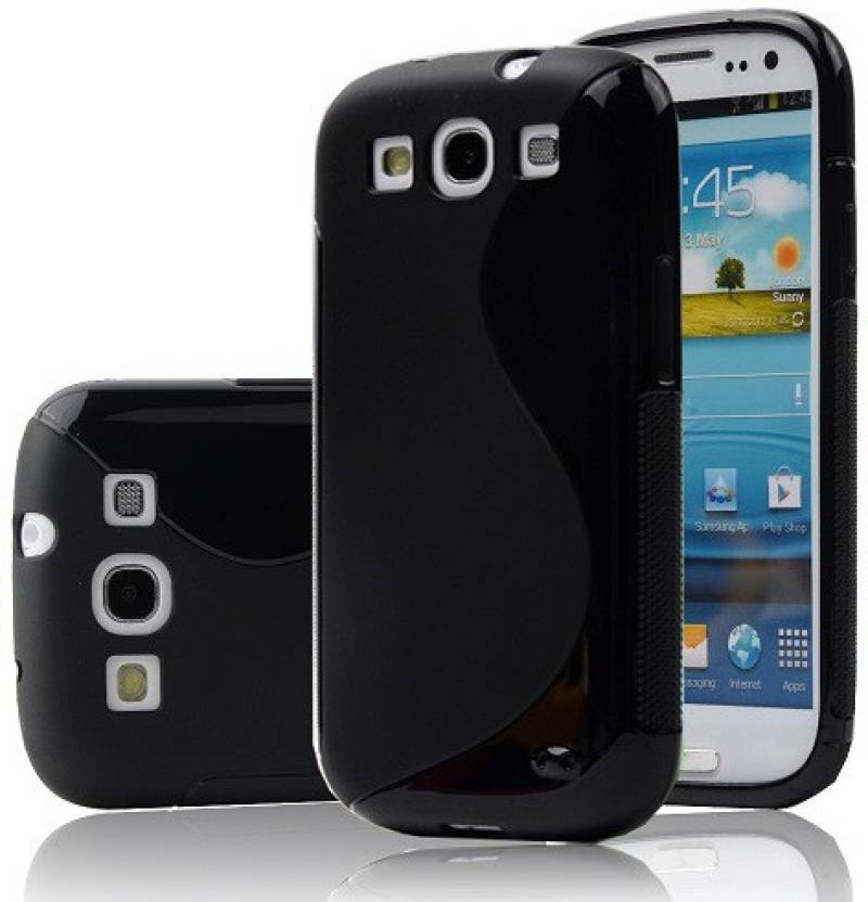 Newdort Grip Back Cover for Samsung Galaxy 9082 (Grand)