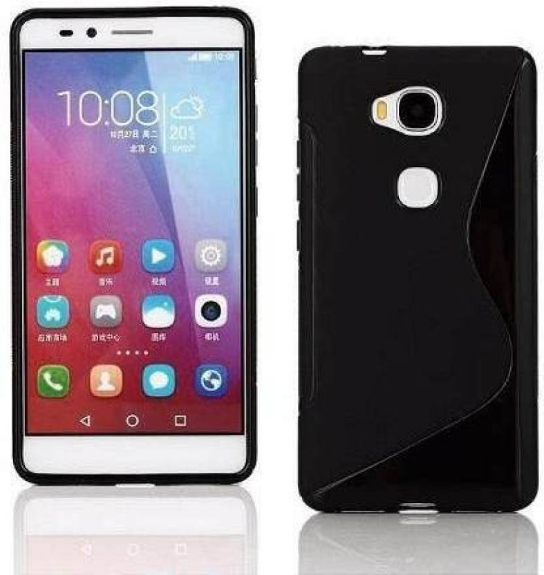 new style 3c486 fd664 Smartchoice Back Cover for Huawei Honor 5X(in plain cases & covers ...