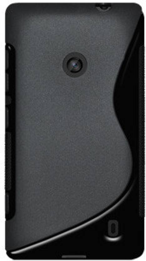 Amzer Grip Back Cover for Nokia Lumia 520 / 525