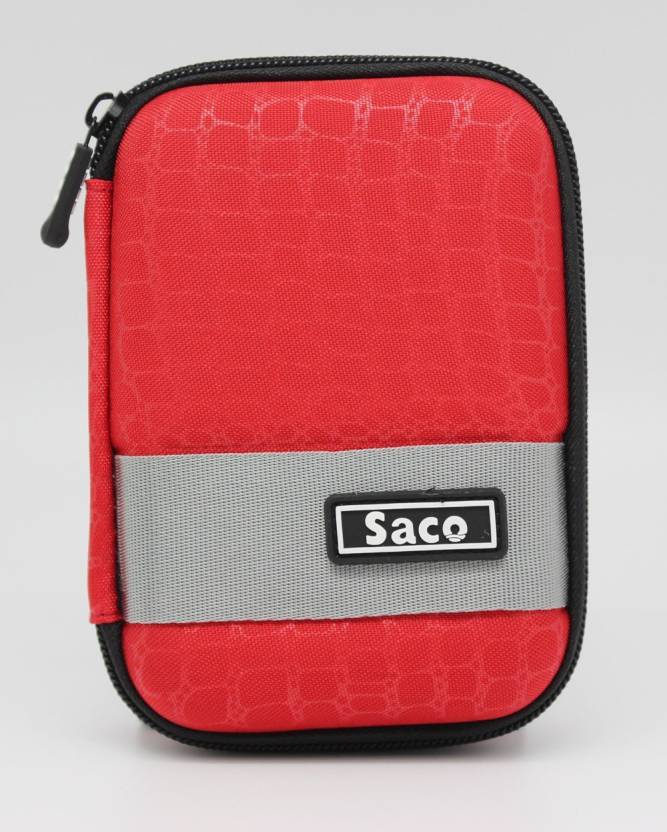 Saco Pouch For Iosafe Rugged Portable 1tb Fire Wire 1 Tb External Hard Drive