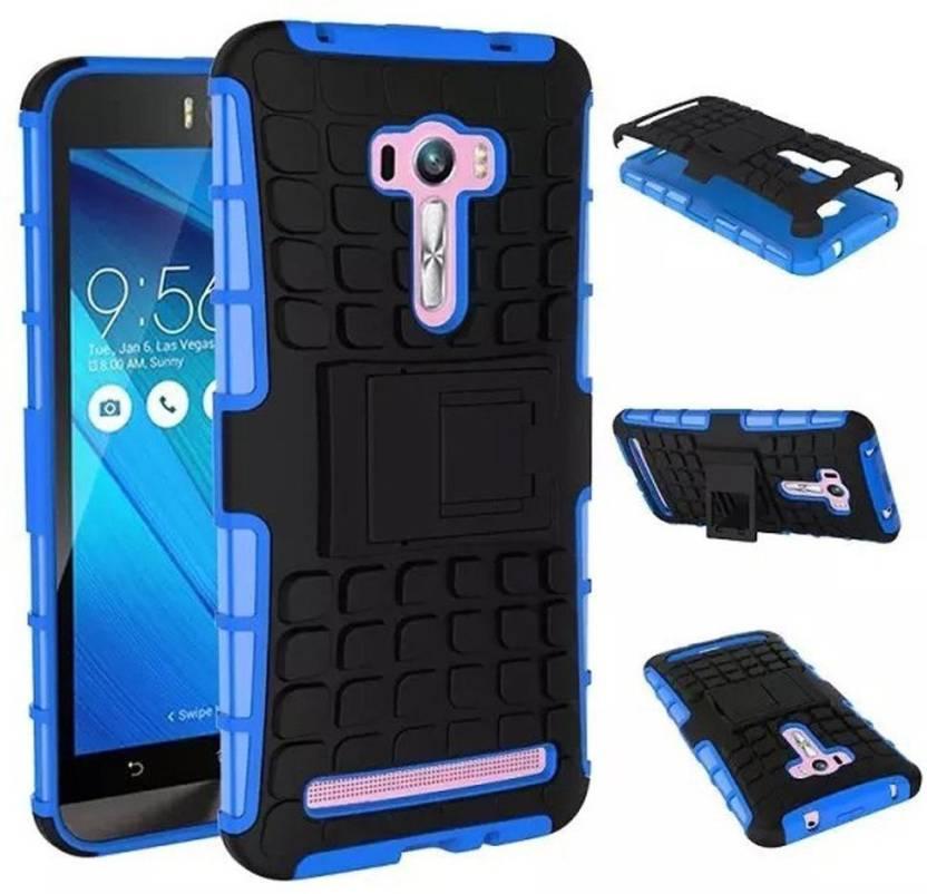 separation shoes f2a85 40f9c Mobicrafft Back Cover for Asus Zenfone 2 Laser ZE550KL - Blue ...