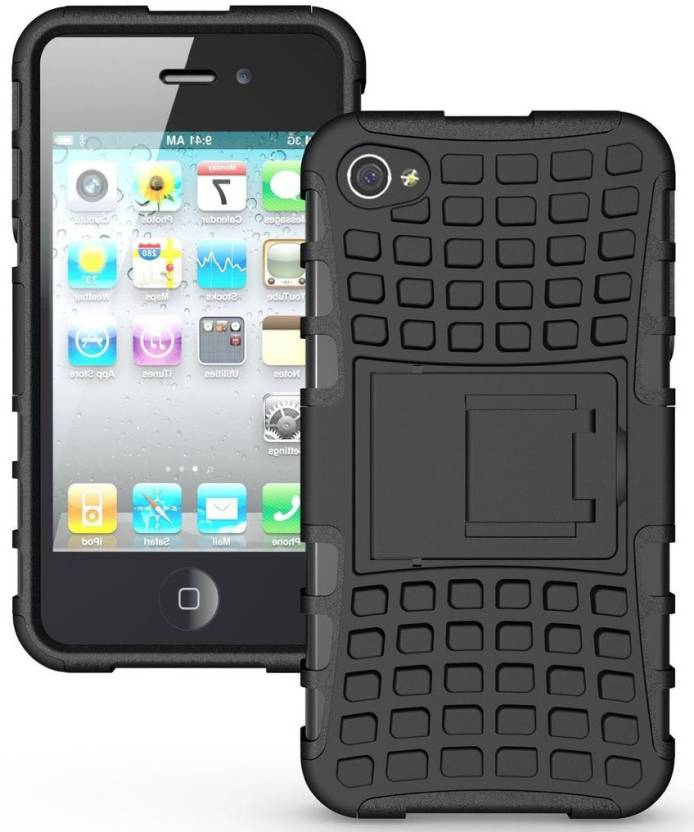 kglking Shock Proof Case for Apple iPhone 4S