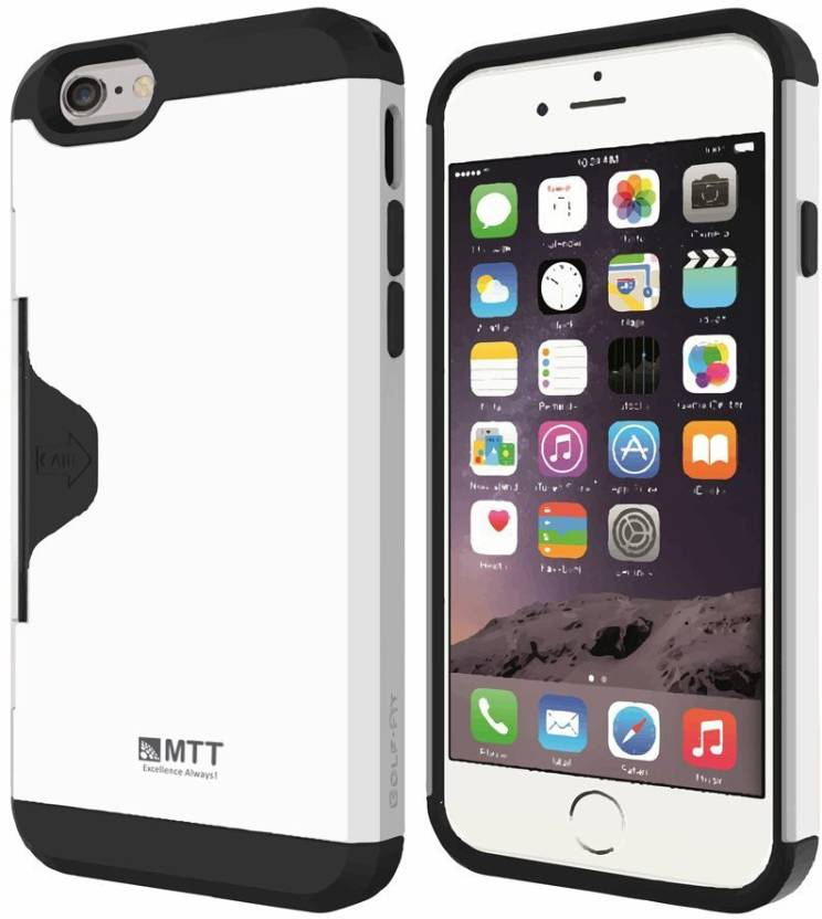 more photos 28065 b3fca MTT Back Cover for Apple iPhone 6 Plus