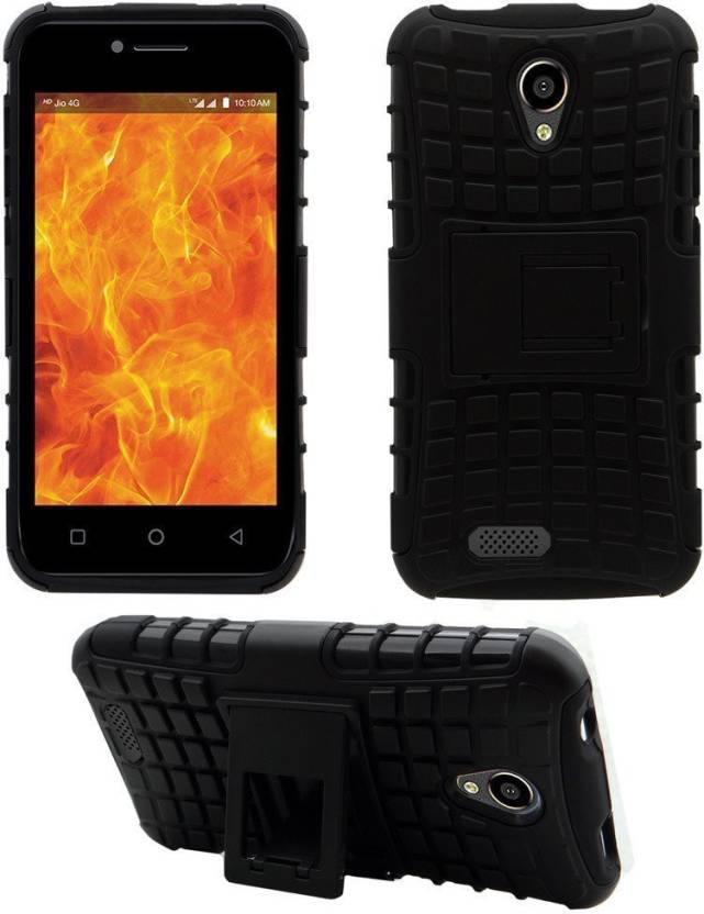 san francisco ae074 8d333 SmartLike Back Cover for Reliance Jio LYF FLAME 8 (LS-4505)