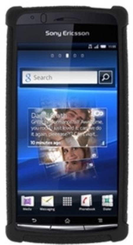 Amzer Back Cover for Sony Ericsson Xperia Arc S