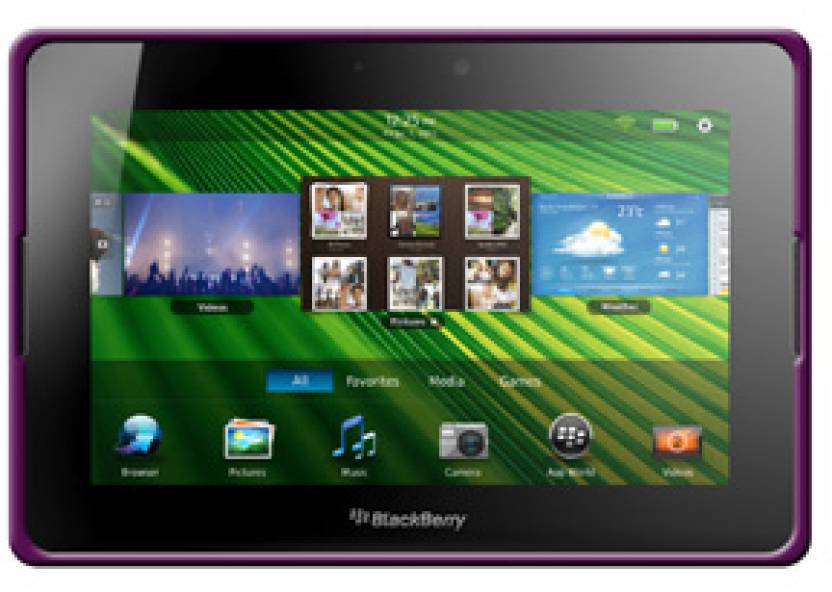 Amzer Back Cover for Blackberry Playbook