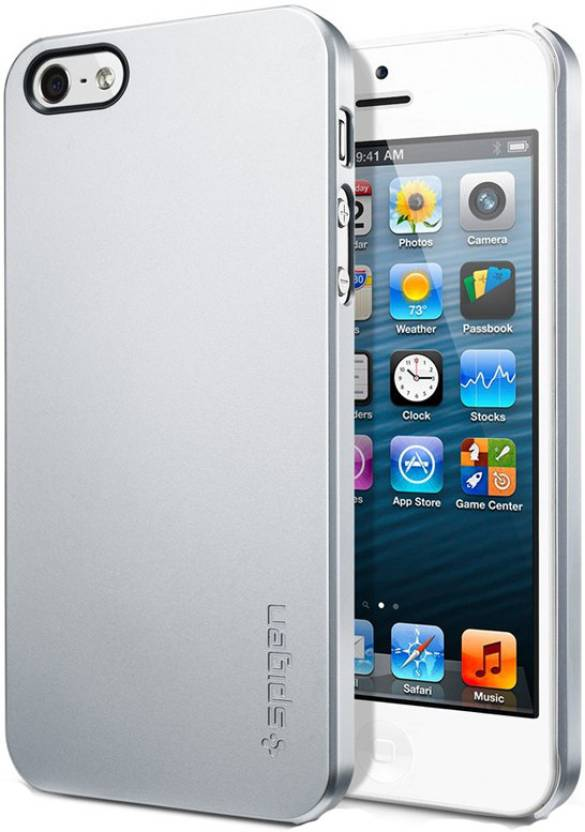 innovative design 16251 37e39 Spigen SGP Ultra Thin Air Stain Case Cover for Apple iPhone 5 ...