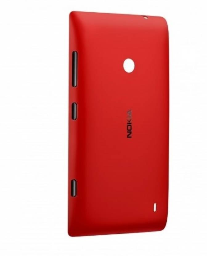 lowest price b4f28 9346a Nokia Back Cover for Nokia Lumia 520