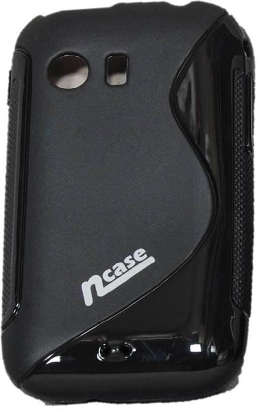 nCase Promo Back Cover PFBC-P8501BK for Samsung Galaxy Y S5360 (Black)