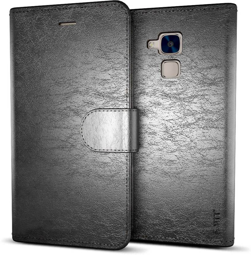 the latest 03d8c 86579 MTT Wallet Case Cover for Huawei Honor 5C