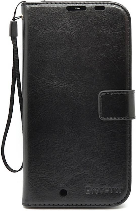 online store 32f41 63024 Bracevor Wallet Case Cover for Motorola Moto G (4th Generation) Plus,  Motorola Moto G (4th gen)