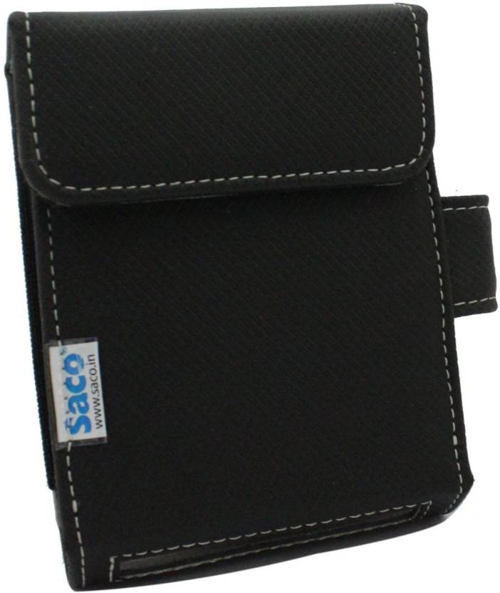 Saco Wallet Case Cover for Sony 2.5 inch 500 GB External Hard Disk