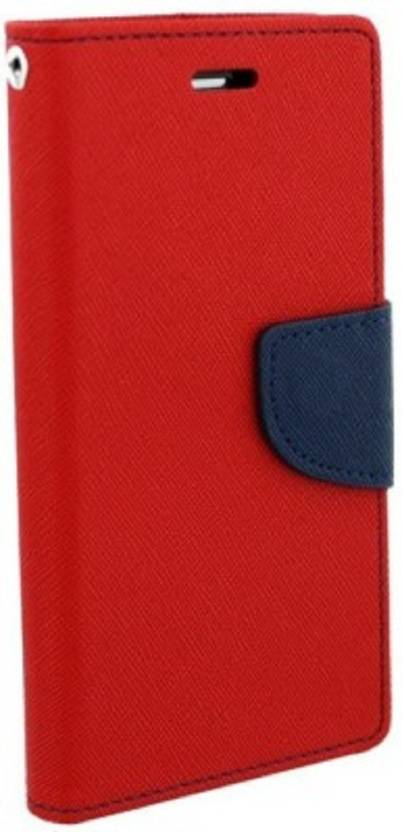 GMK MARTIN Wallet Case Cover for Micromax Yu Yureka