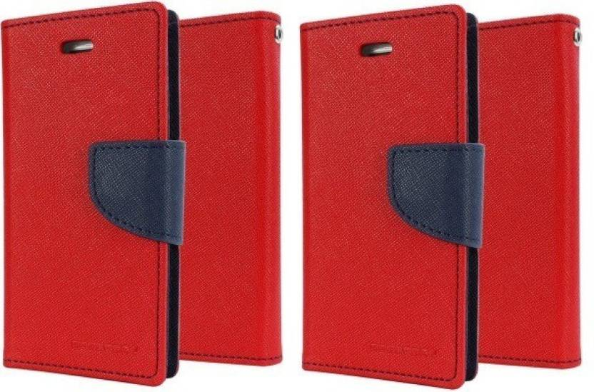 Securemob Wallet Case Cover for Micromax Unit 2 A106