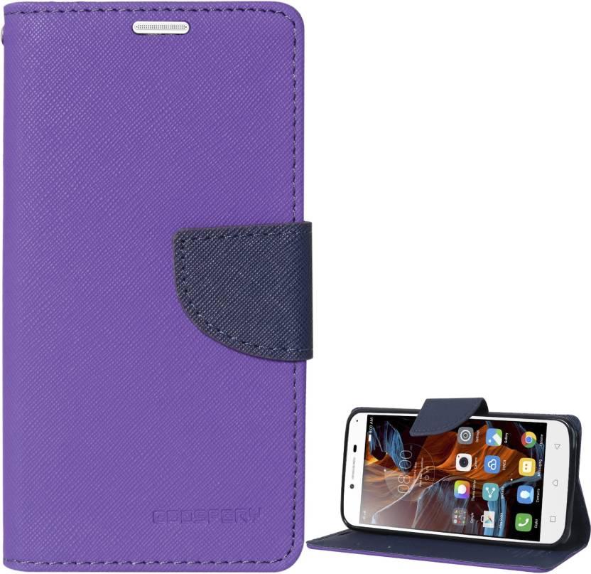 official photos 7cfea cd56c Goospery Wallet Case Cover for Lenovo Vibe K5 Plus, Lenovo Vibe K5 Note