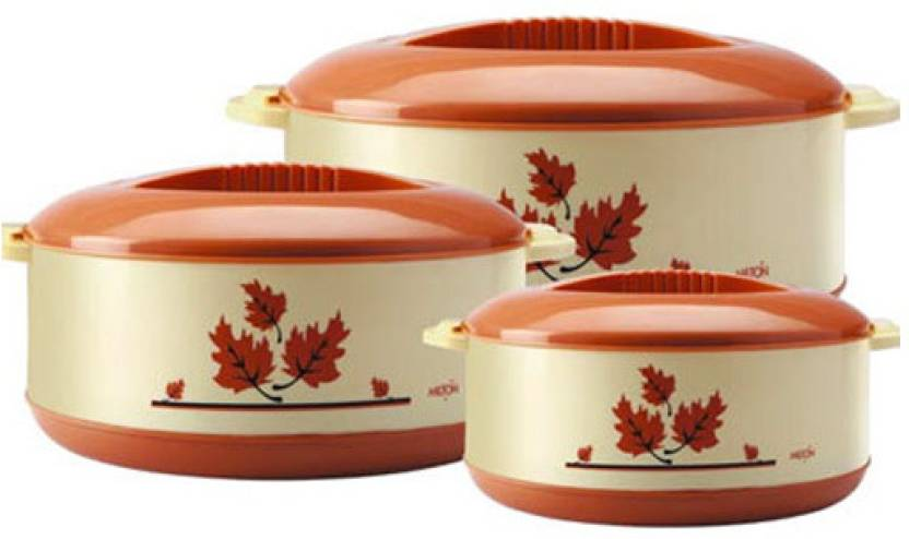 Milton Orchid Junior Set Pack of 3 Casserole Set