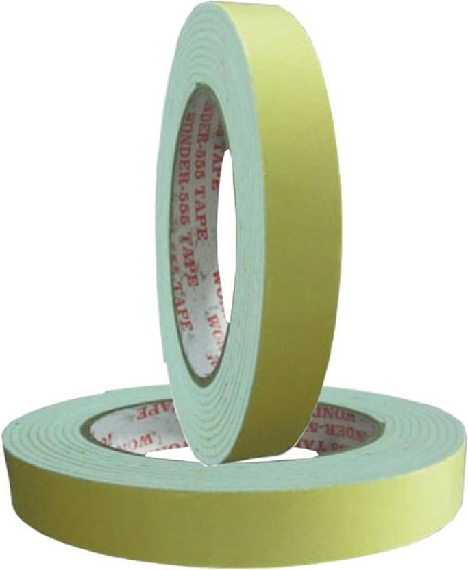 61e0752fbc Webshoppers Double Sided Foam Dispenser Tape (Manual) (Set of 2