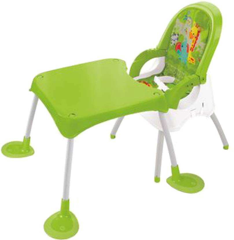 Fisher price 4 in 1 high chair buy baby care products in for Chaise 4 en 1 fisher price