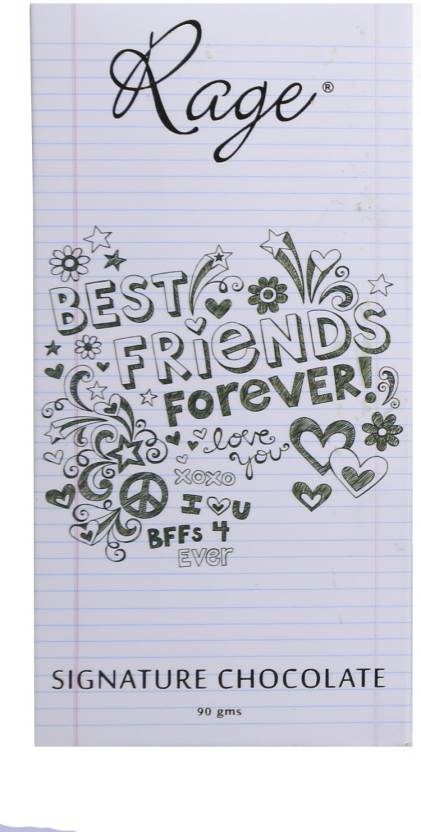 Rage Bff Best Friends Forever Chocolate Bars Price In India Buy